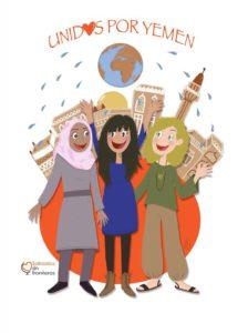 Unid@s por Yemen! Por @Isabellaart