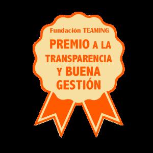 Premio a la transparencia y buena gestión