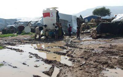 Agua para Yemen, Raydah y Arhab.