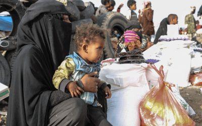 El dolor que sufren en Yemen