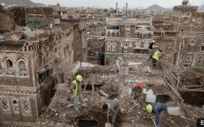 No, no es Notre Dame ni Yemen es Europa…