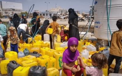Falta de agua, cambio climático y Covid-19 en Yemen