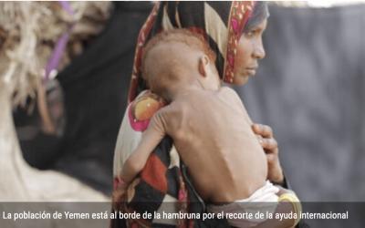 Yemen se muere de hambre