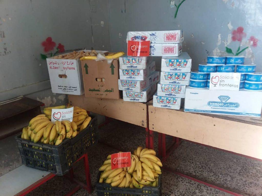 comida para desayunos, Yemen
