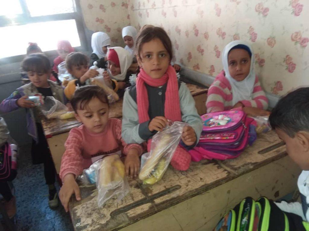 desayunos en la escuela, Yemen
