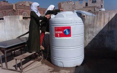 Damos agua a las escuelas en Yemen
