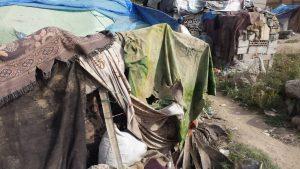 Agua para los refugiados por la guerra en Yemen