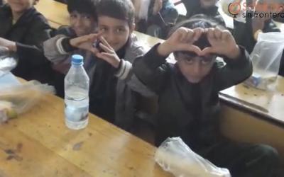 Proyecto Desayunos en Yemen: el cambio.