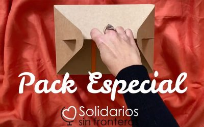 Nuevo Pack Especial Solidario