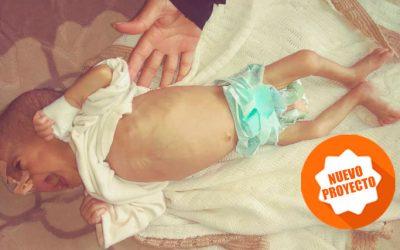 Nuevo Proyecto: Desnutrición Infantil en Yemen