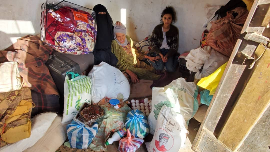 seguimos alimentando en Yemen