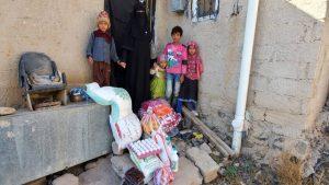 desde solidarios sin fronteras seguimos alimentando en Yemen