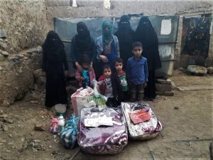 comida para Yemen