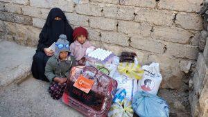 personas alimentadas, Yemen