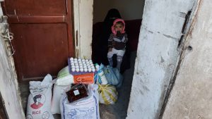 alimentos para Yemen