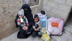 alimentación familias Yemen