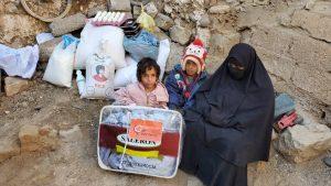 personas alimentadas en Yemen