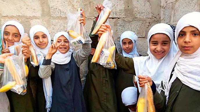 ¿Cómo lo hacemos? Desayunos para Educar y Proteger en Yemen
