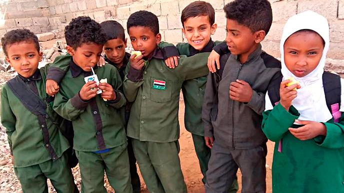 matrimonio infantil y niños soldado en Yemen