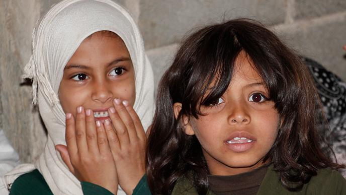 matrimonio infantil en Yemen