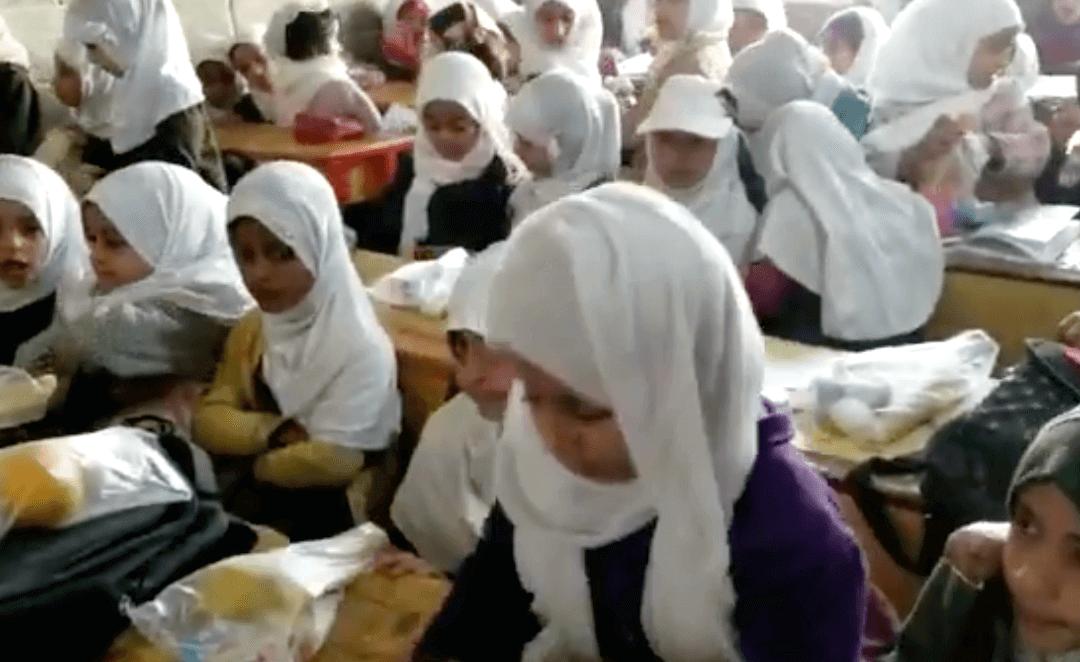 3r aniversario del Proyecto Desayunos en Yemen