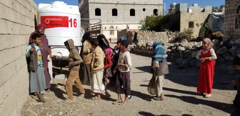 depósito 16 Raydah, Yemen