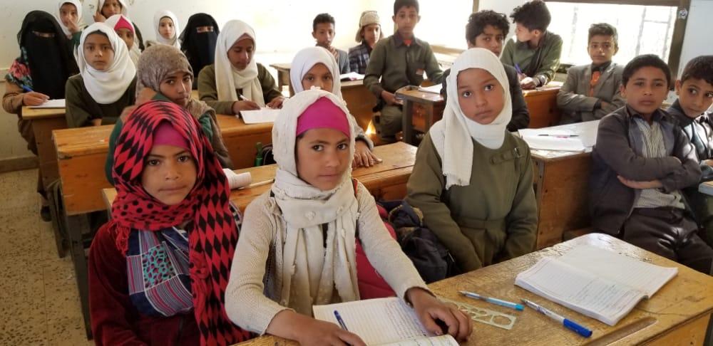 3a escuela desayunos Yemen
