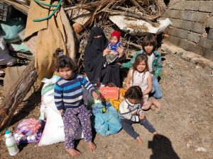 apoyo familias Yemen