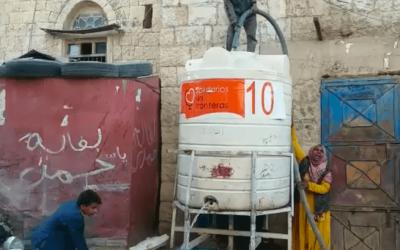 Seguimos dando agua para Yemen