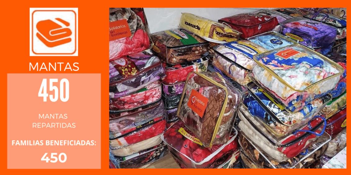 Proyecto Mantas para Yemen, Solidarios sin Fronteras