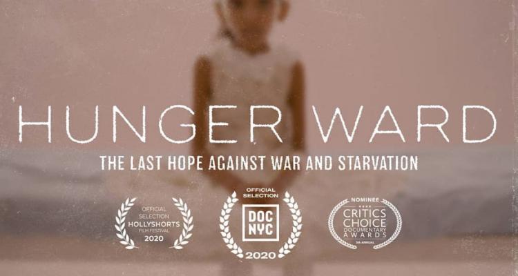 Hunger Ward documental Yemen