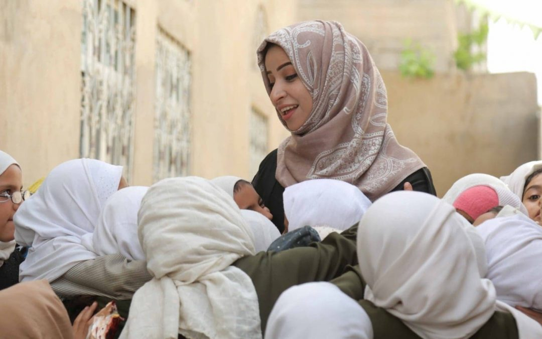 Faten, Solidarios sin Fronteras, Yemen