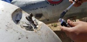 Mantenimiento de nuestros depósitos de agua en Yemen