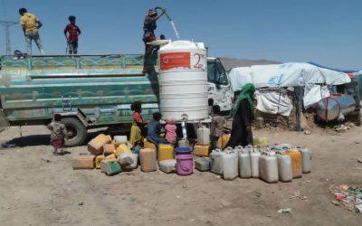 5 años dando Agua para Yemen