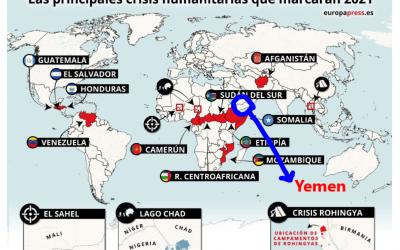 Yemen: La Mayor Crisis Humanitaria