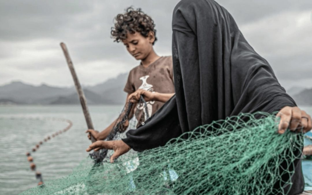 Yemen: el hambre, otra herida de guerra.