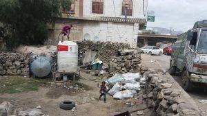 Más agua potable para Yemen