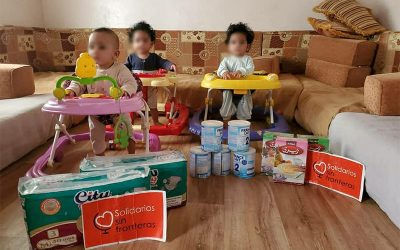 Proyecto contra la desnutrición infantil en Yemen