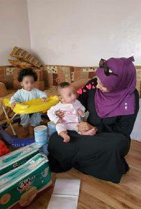 Alimentación para evitar la desnutrición infantil en Yemen
