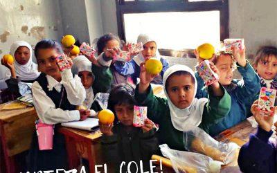 Empieza el cole en Yemen