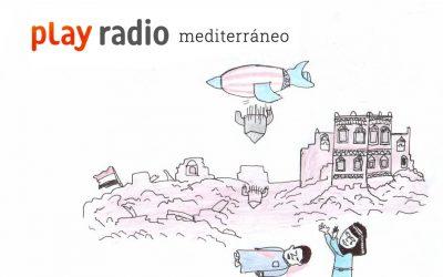 Entrevista en el programa Mediterráneo de Radio 3