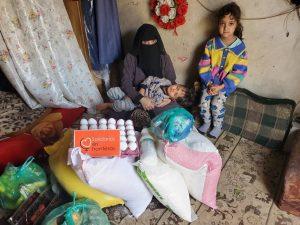 Proyecto Comida para Yemen
