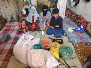 alimentación en Yemen