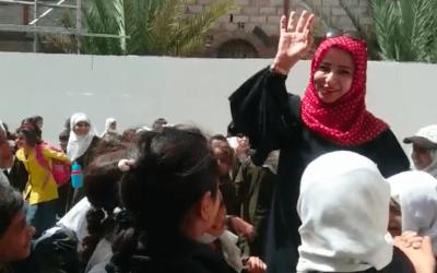 Las escuelas reabren sus puertas en Yemen