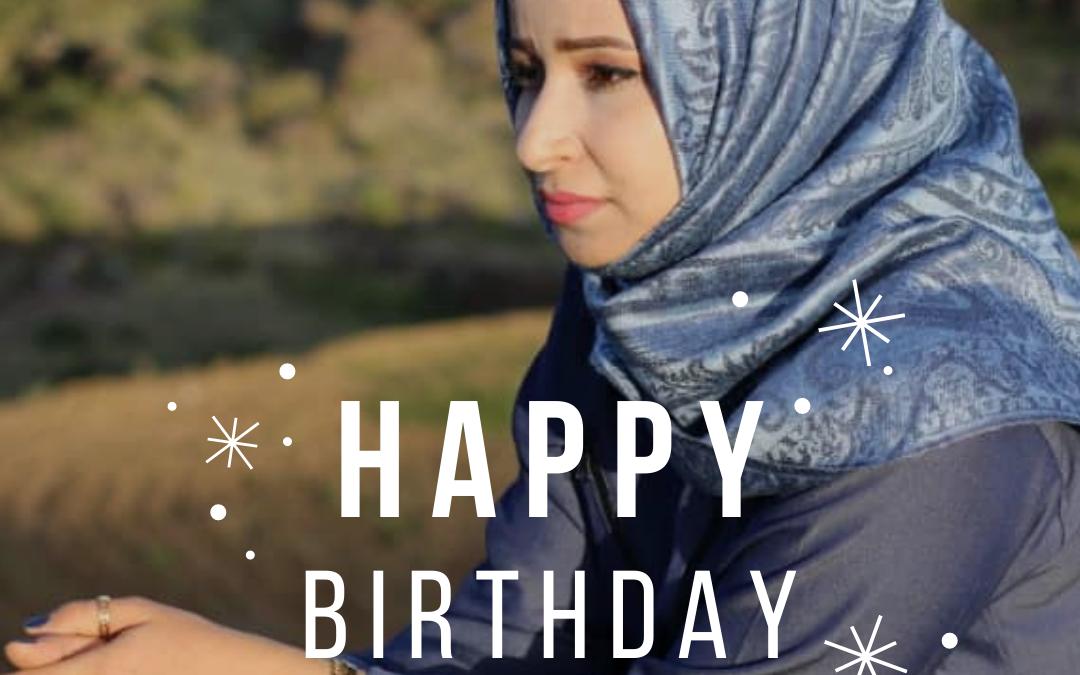 Happy Birthday, Faten