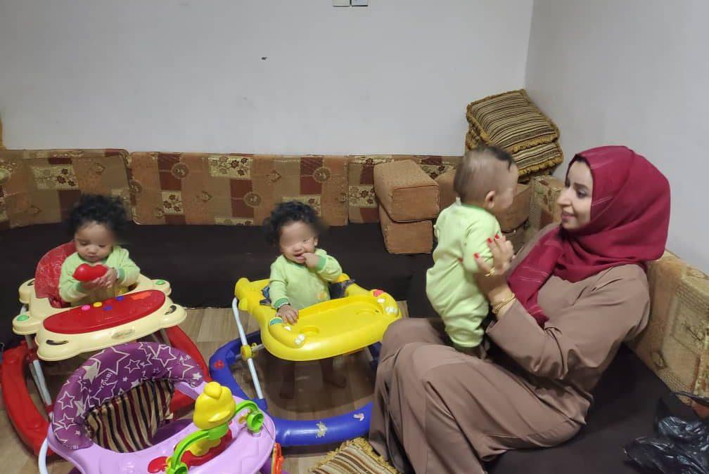 Contra la desnutrición infantil en Yemen